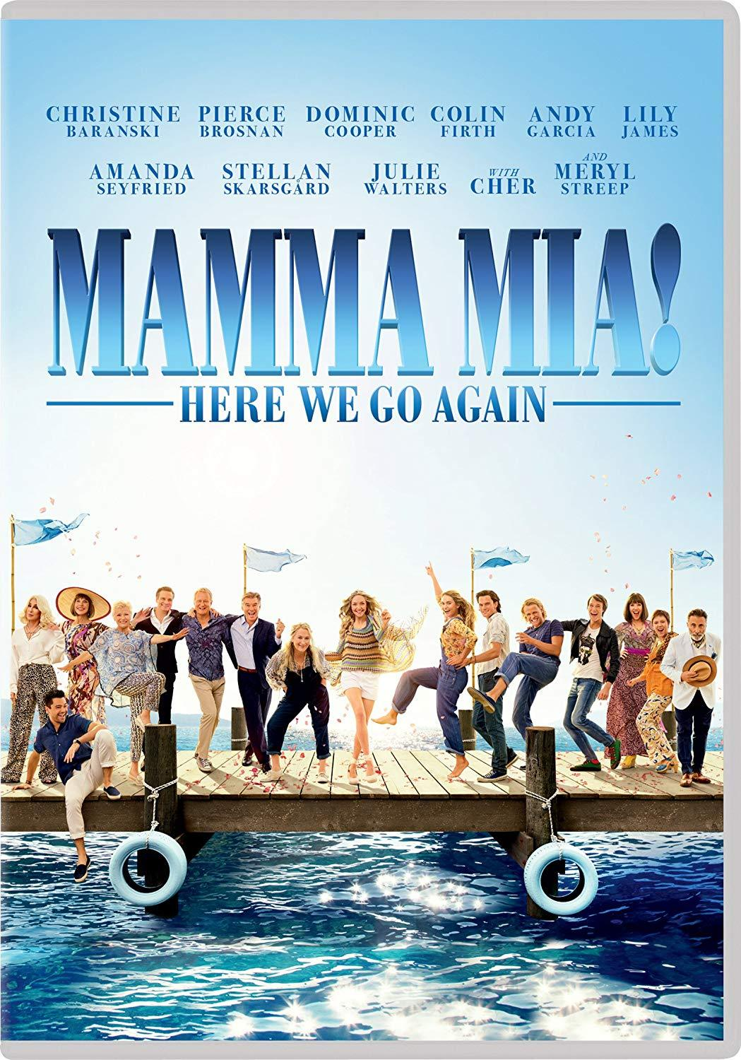 Mamma Mia - Here We Go Again (PG)